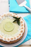 Lime pie by kupenska