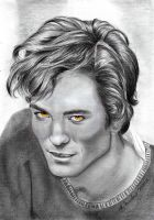 Edward Cullen by WitchiArt