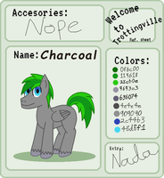 Trottingville Application - Charcoal Ref by Cody2897