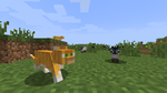 Minecraft - Ocelots by Ludolik