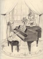 Piano Lessons by shanalikeanna