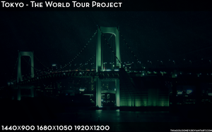 WTP - Tokyo by thiagolooney