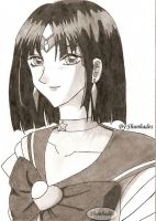 Sailor Saturn Request by Shunhades