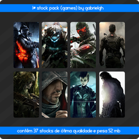 1 stock pack games by gabrielgh by gabrielgh
