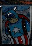 Captain America by 10th-letter