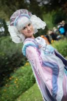 Cosplay Melia Antiqua (Xenoblade Chronicles) by The-Echoplex