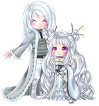 CM: Snow KIng and Queen by Candy-DanteL