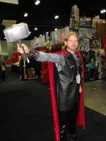 The Mighty Thor Cosplay by SuperSonicHero10