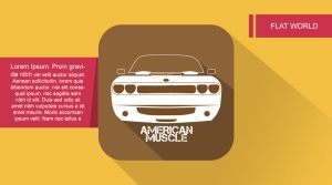 American Muscle (ID Card) 2 by SALAM-SOL