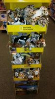 National Geographic Display! Lelly toys! by Vesperwolfy87