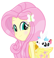 Fluttershy by Audoubled