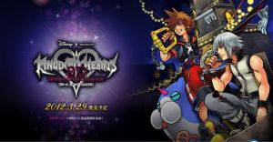 Kingdom Hearts 3D: Dream Drop Distance by GamerGirlX64