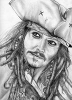 Capitan Jack Sparrow by without-control