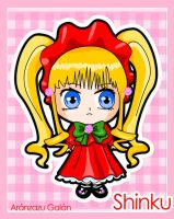 Chibi Shinku from Rozen Maiden by Artemode