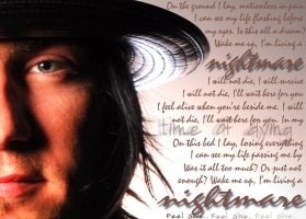 Adam Gontier - Time of Dying by poundingonthedoor
