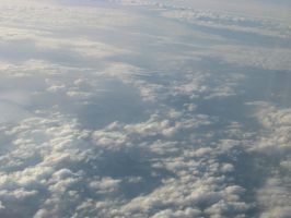 Plane clouds 10 by Party-Hat-Cat