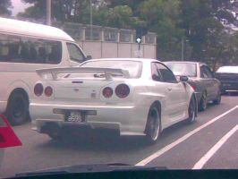 Another R34 Skyline by jlhy
