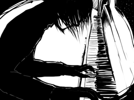 Pianist by gaerss