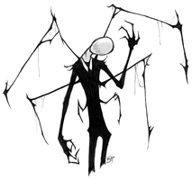 sure is slender in here by PedSquared
