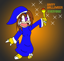 Happy halloween everyone by Aso-Designer