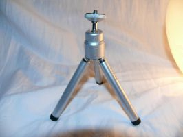 Mini tripod by StockSaphitri