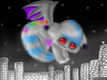 city lights [CLICK FOR ANIMATION] by CooI