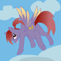 Zippy Gallop OC by pinay4life001