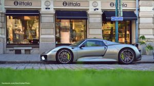 Porsche 918 Spyder by ShadowPhotography