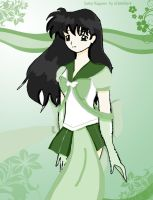 Sailor Kagome by xChibiDark