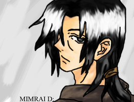 Itachi For Pavii-Finished by Mimrai