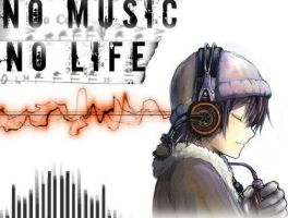 No Music No Life by TheDarkFireLord