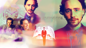 Tom Hiddleston - Steal My Heart by DayDreamingBlonde