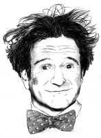 RIP Robin Williams by ZacharyFeore