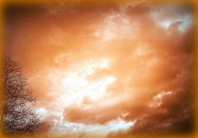 Gloomy Spring Sky by surrealistic-gloom