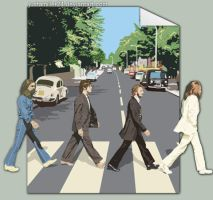Beatles Page Walk Off ID by justamiller24