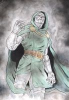 DR. DOOM by jasonbaroody