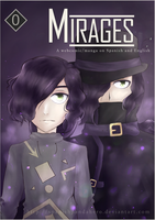 MIRAGES | C-0 Cover - Portada by SpanishPandaHero