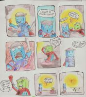 Survival Island Comic - Accident by jakester2008