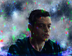 Mr.Robot by p1xer