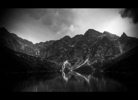 The Dark Water by Beezqp