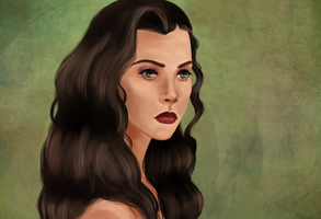Asami by Ezelie