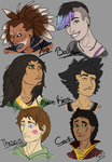 Tumblr Human Requests by SiofraTural