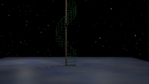 Stairway to the Stars by Blanco111