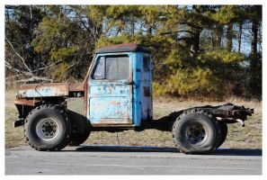 Old Willys Truck by TheMan268