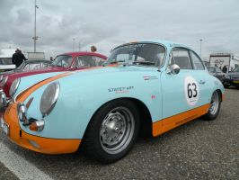 Porsche 356 in racetrim by remmy77