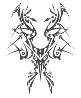tattoo_design_2_Dragon by kaizer33226