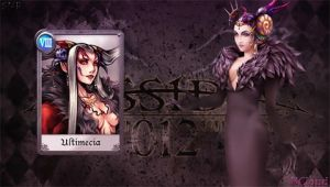 Dissidia 012 Ultimecia by NaughtyBoy83