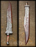 Great Knife Final (2) by kyphoscoliosis