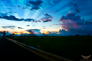Skyscapes by lee-sutil