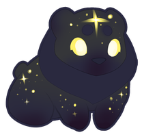 061812 :: Star Bear by fetalstars